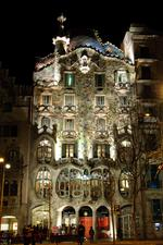 Casa Batlló(#2365), Wed, 23 Jun 2010