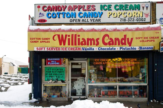 Willams Candy(#2453)