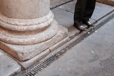 Traces #1.8 February 14, 2013, Barcelona, From home to Gothic Quarter and back(#3660)