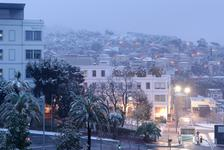 Snowing in Barcelona 2013-02-23(#3675)