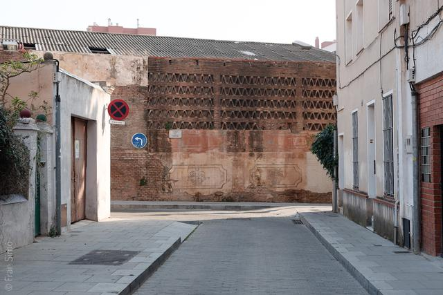 Traces #8.2 March, 13, 2015, Barcelona, La Maternitat i Sant Ramon(#4287)