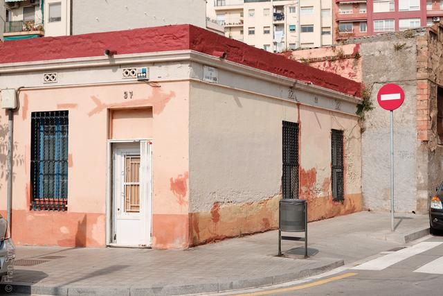 Traces #8.16 March, 13, 2015, Barcelona, La Maternitat i Sant Ramon(#4301)